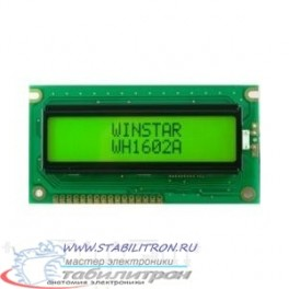 LCD WH1602A-TML-CT