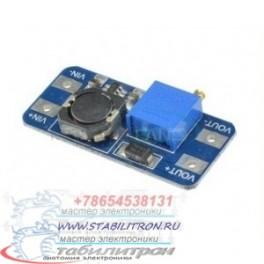 MT3608 повышающий dc-dc преобразователь